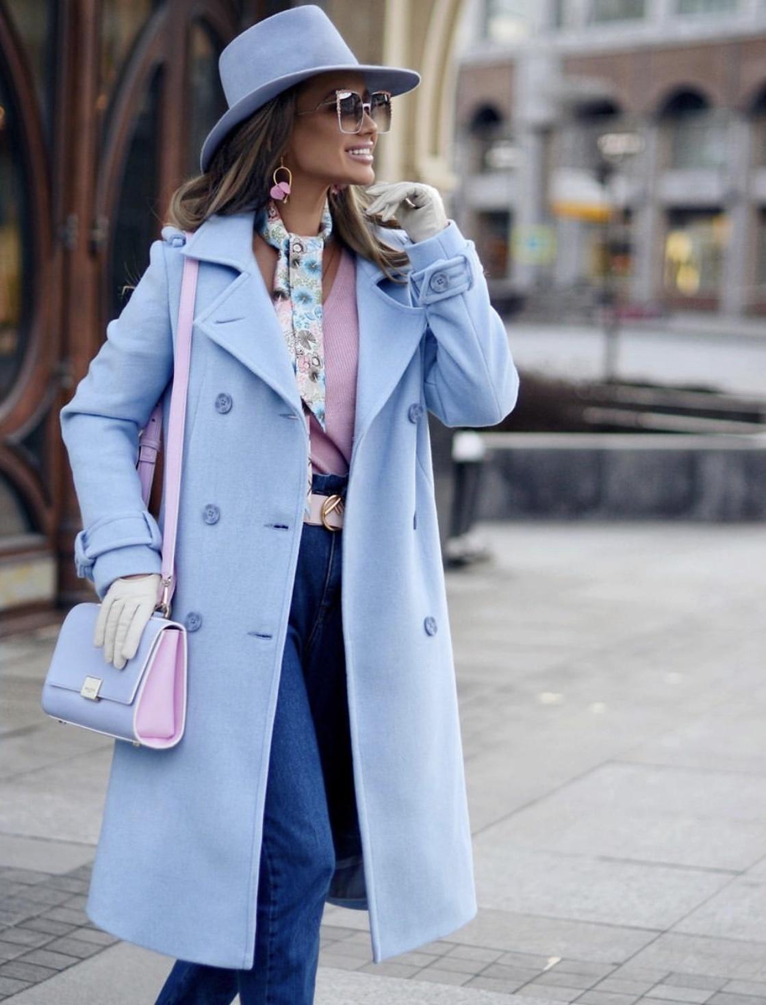 Кашемировые пальто Кашемировое пальто класса люкс
